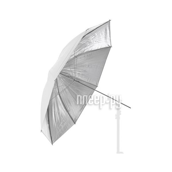Зонт Dicom Ditech UB40WS 40-inch (101cm) White-Silver