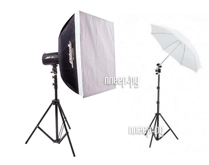 Комплект студийного света Dicom Ditech ES120 Kit  Pleer.ru  9850.000
