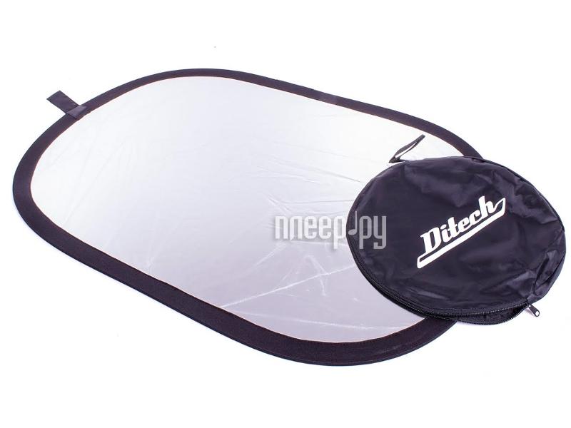 Светоотражатель Dicom Ditech RF80120WS 80x120cm White-Silver  Pleer.ru  889.000