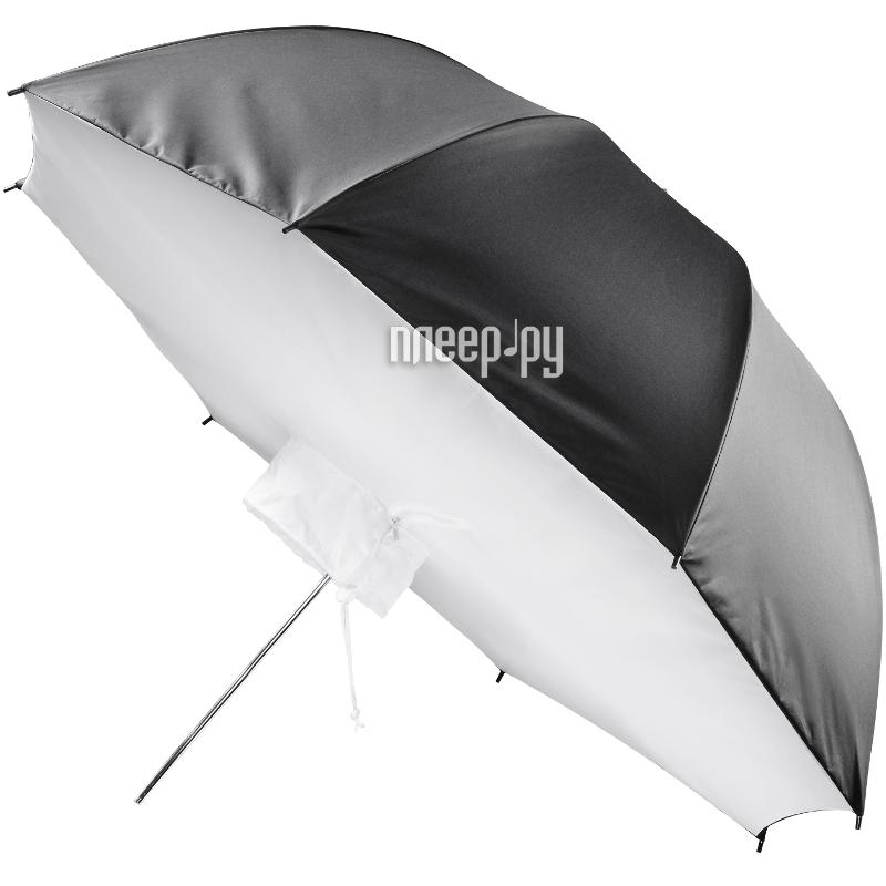 Зонт Dicom Ditech UBS33BW 33-inch (84cm) Black-White