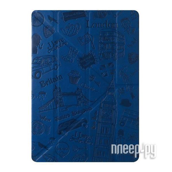Аксессуар Чехол APPLE iPad Air Ozaki O!coat Travel Case OC111LD London  Pleer.ru  2195.000