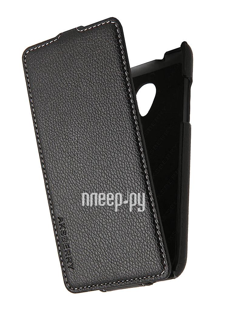 Аксессуар Чехол HTC Desire 700 Aksberry Black  Pleer.ru  1149.000