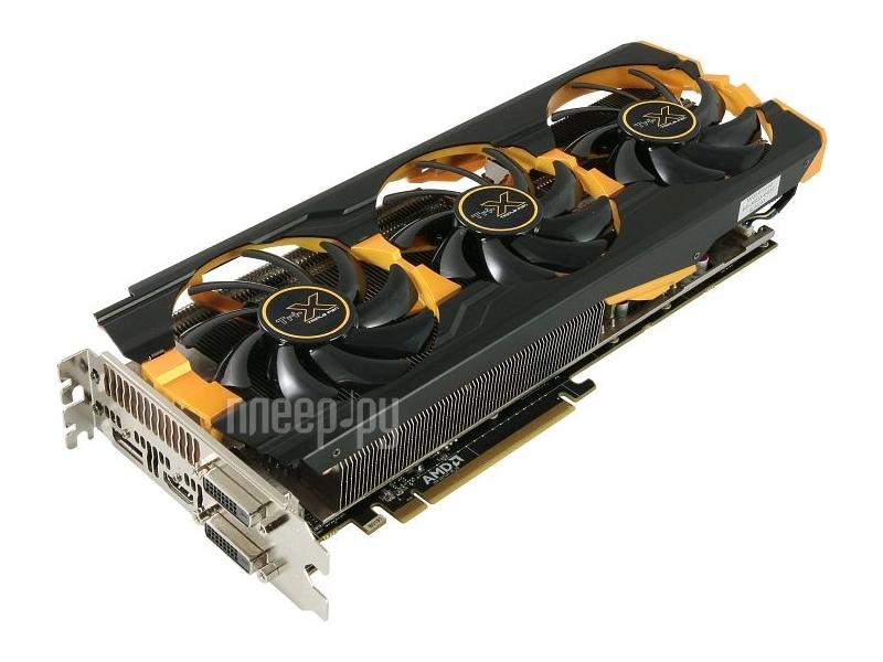 Видеокарта Sapphire Radeon R9 290X 1040Mhz PCI-E 3.0 4096Mb 5200Mhz 512 bit 2xDVI HDMI HDCP 11226-00-40G  Pleer.ru  20847.000