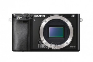 Фотоаппарат Sony Alpha A6000 Body Black