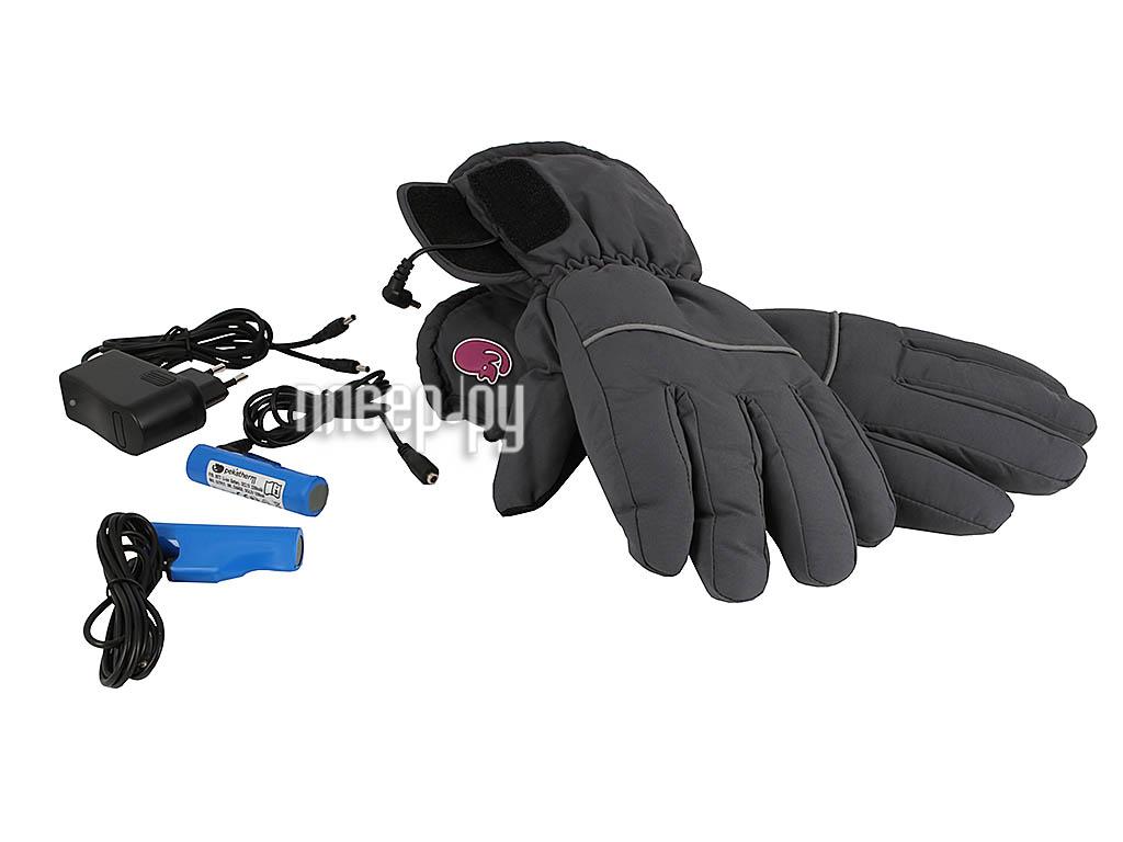 Электрогрелка Pekatherm GU910M перчатки с подогревом  Pleer.ru  2457.000