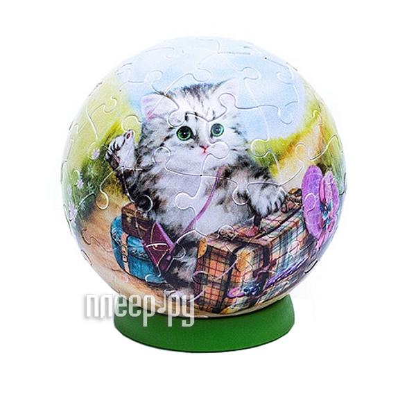 3D-пазл Pintoo Кошка 60 деталей 7.6cm A2458  Pleer.ru  155.000