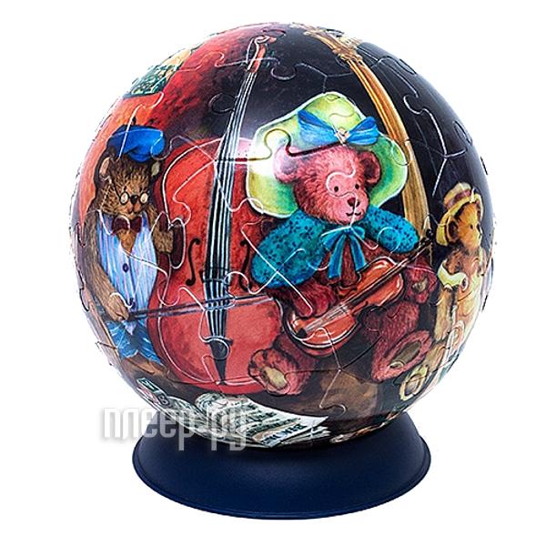 3D-пазл Pintoo Медведи 60 деталей 15cm A5036  Pleer.ru  340.000