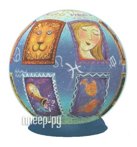 3D-пазл Pintoo Знаки зодиака 540 деталей 23cm A1384  Pleer.ru  579.000