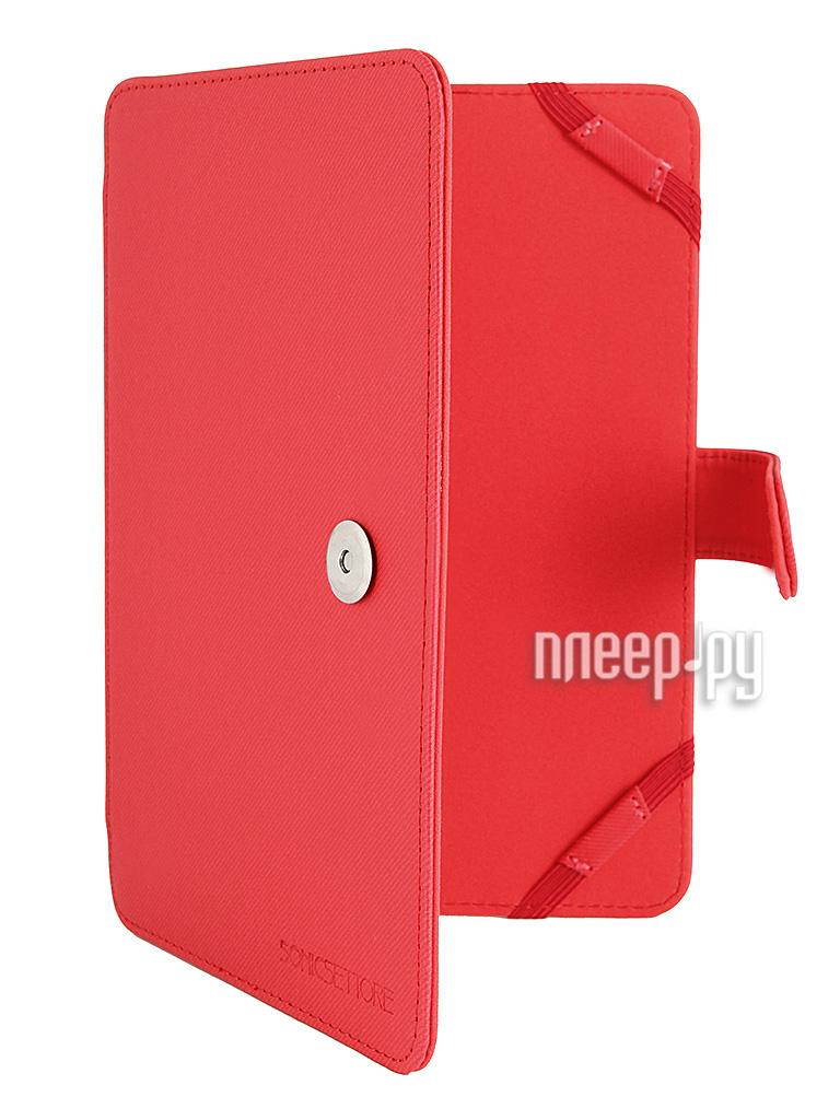 Аксессуар Чехол 8.0 SonicSettore 371082 универсальный Red  Pleer.ru  850.000