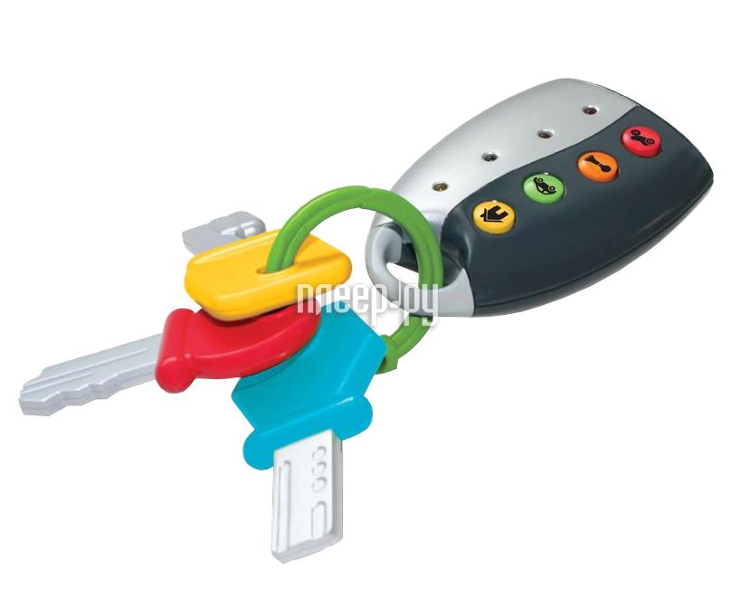Детский музыкальный инструмент 1Toy Kidz Delight Ключи  Pleer.ru  451.000