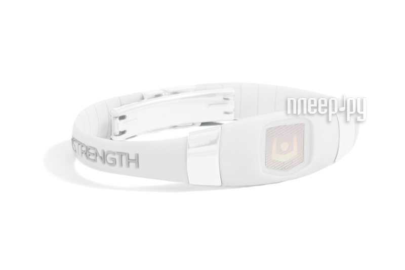 Браслет Lifestrength/Purestrength Elite 1S (Onesize) White/White  Pleer.ru  1722.000
