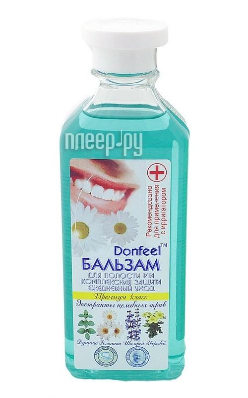Жидкость Donfeel Комплексная защита. Ежедневный уход 100мл  Pleer.ru  72.000