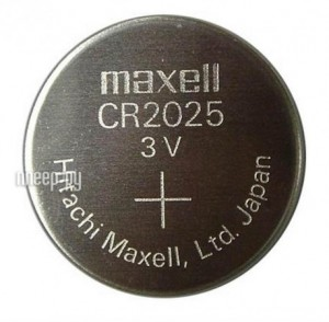 ��������� CR2025 - Maxell CR2025 3V