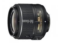 Nikon Nikkor AF-S  18-55 mm f/3.5-5.6G DX VR II Black (�������� Nikon)