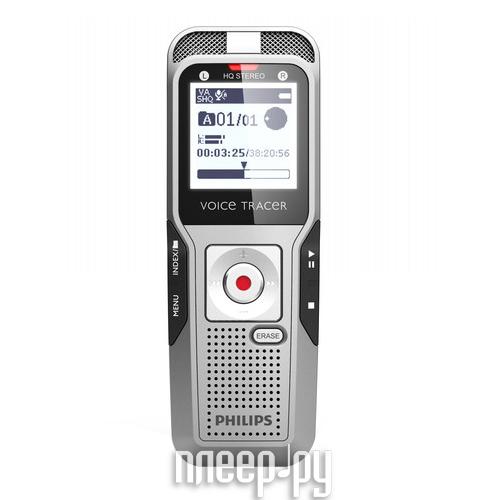 Диктофон Philips DVT3600/00  Pleer.ru  3486.000