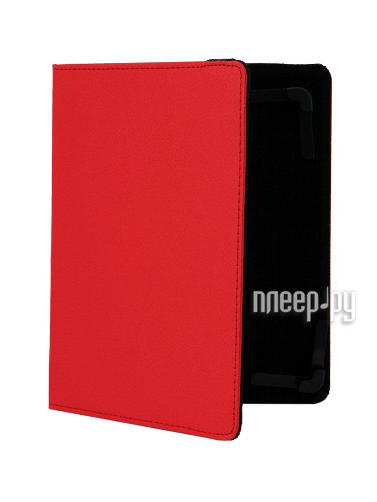 Аксессуар Чехол 8.0 Ainy BB-366C универсальный Red  Pleer.ru  799.000