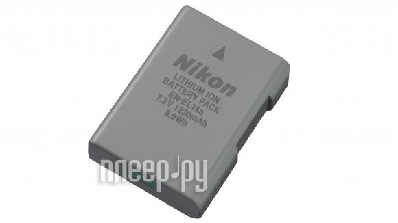 Аккумулятор Nikon EN-EL14A  Pleer.ru  1688.000