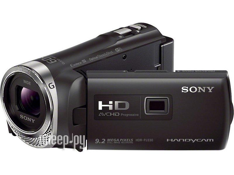Видеокамера Sony HDR-PJ330E  Pleer.ru  14569.000