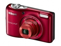 Nikon L30 Coolpix Red (�������� Nikon)