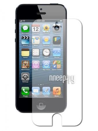 Аксессуар Защитная пленка iPhone 5 / 5S / 5C Ainy противоударная  Pleer.ru  589.000