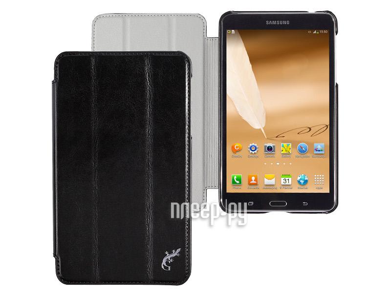 Аксессуар Чехол Samsung Galaxy Tab 4 7.0 G-Case Slim Premium Black GG-339  Pleer.ru  1100.000