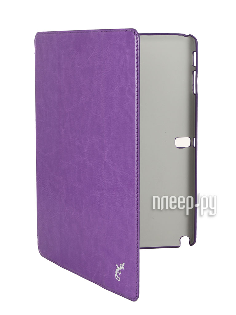 Аксессуар Чехол G-Case for Samsung SM-P601 Galaxy Note 10.1 2014 Edition Slim Premium Purple GG-219  Pleer.ru  1200.000