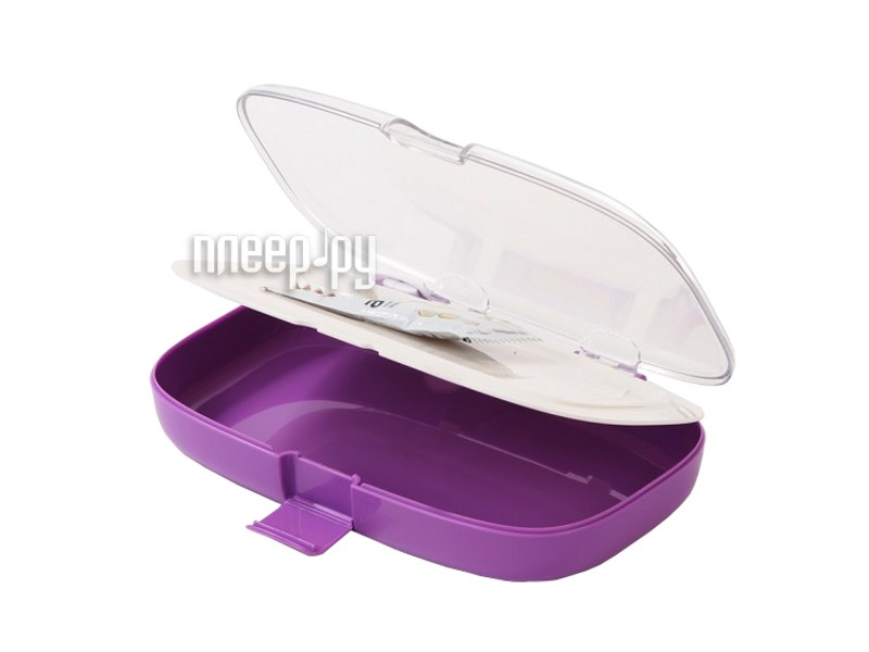 Ланч-бокс ComplEAT Clean Purple 006-0020  Pleer.ru  488.000
