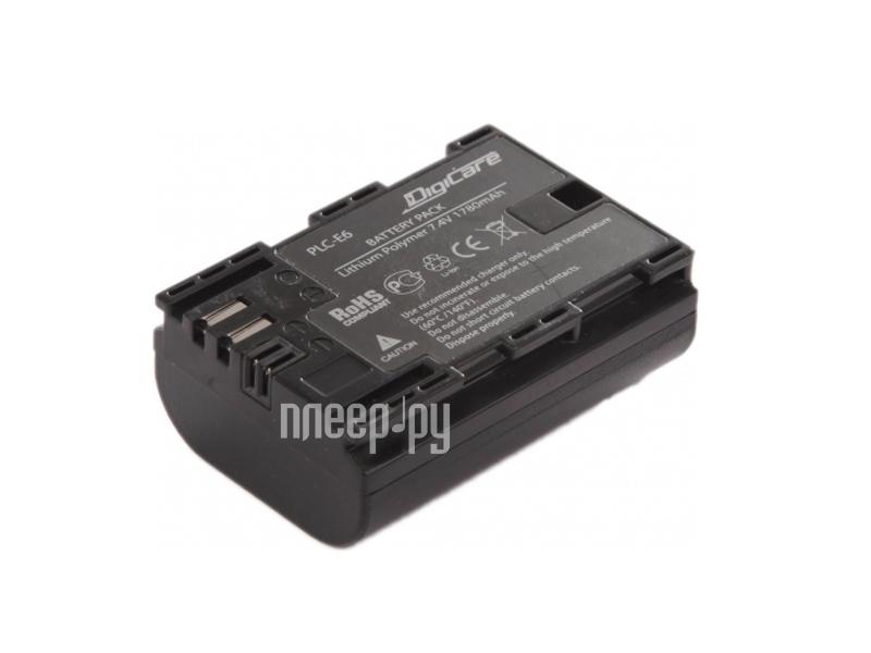 Аккумулятор DigiCare PLC-E6  Pleer.ru  1660.000
