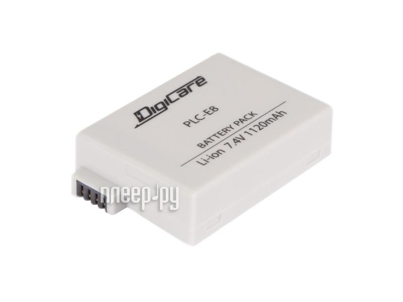 Аккумулятор DigiCare PLC-E8  Pleer.ru  998.000