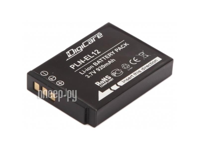 Аккумулятор DigiCare PLN-EL12  Pleer.ru  771.000