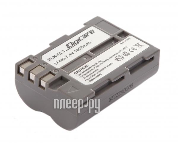 Аккумулятор DigiCare PLN-EL3  Pleer.ru  1133.000
