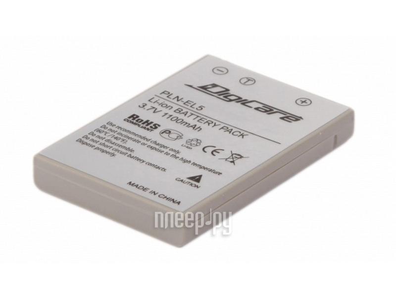Аккумулятор DigiCare PLN-EL5  Pleer.ru  401.000