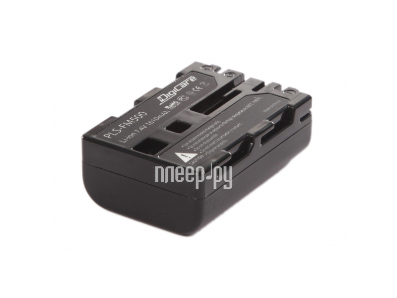 Аккумулятор DigiCare PLS-FM500  Pleer.ru  960.000