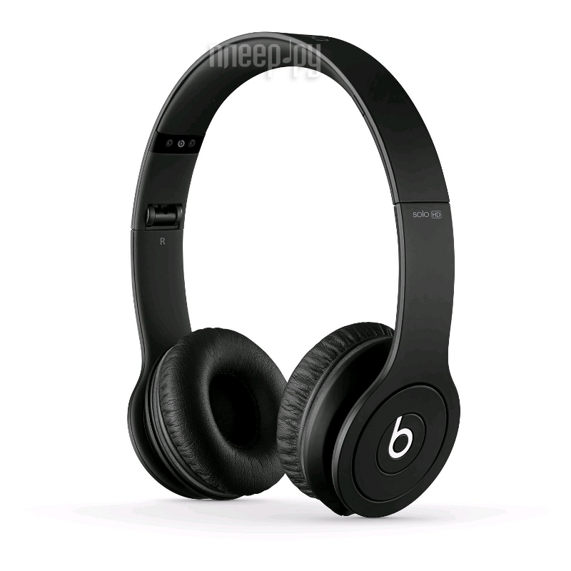 Наушники Beats Solo HD Black Matte  Pleer.ru  5877.000