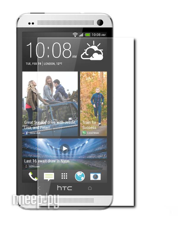 Аксессуар Защитная пленка HTC One Ainy противоударная  Pleer.ru