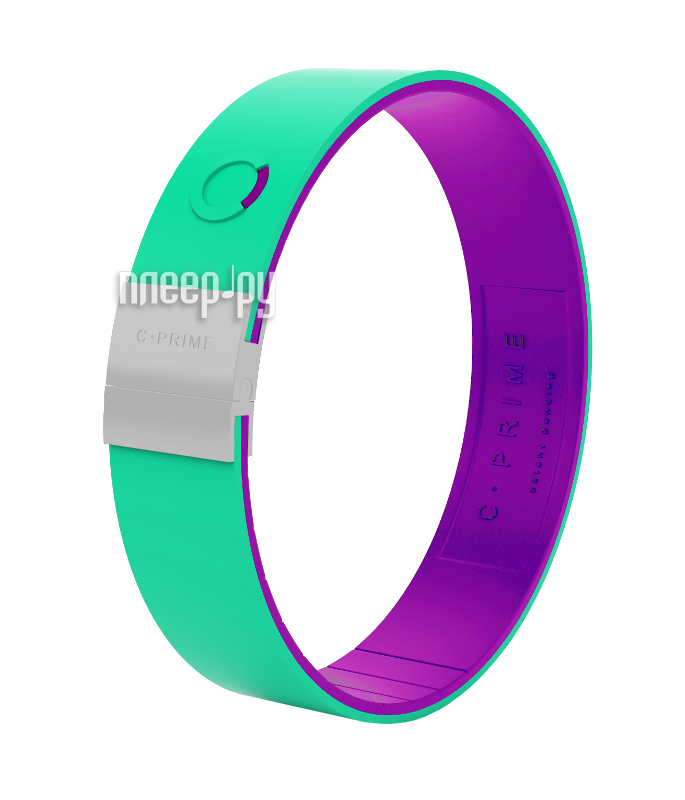 Браслет C-PRIME Laides NEO Slide Emerald Green/Violet 3242  Pleer.ru  4297.000