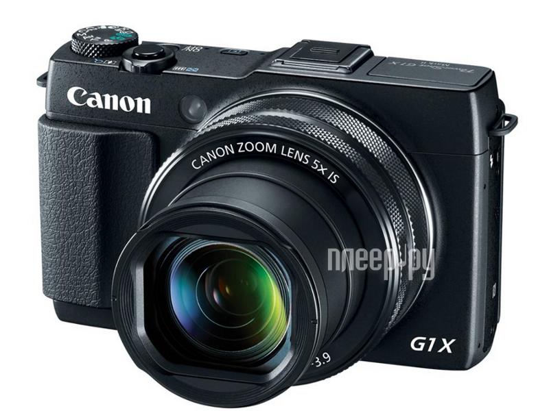 Фотоаппарат Canon PowerShot G1 X Mark II Powershot*