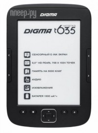 Digma T635 Black