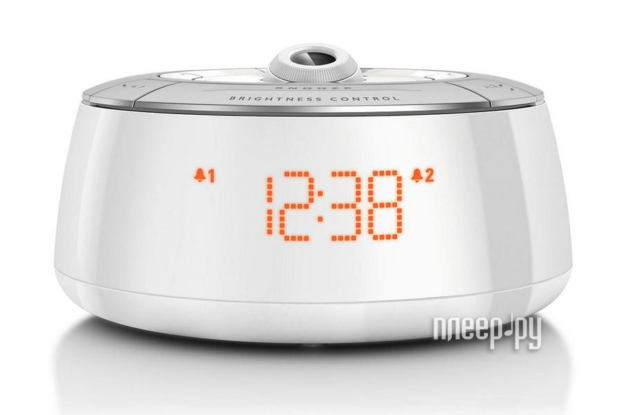 Многофункциональные часы Philips AJ5030/12  Pleer.ru  1338.000