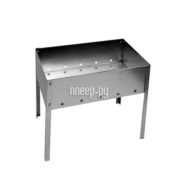 Мангал КЕДР 350x250x350mm Малый, сталь 0.5mm  Pleer.ru  218.000