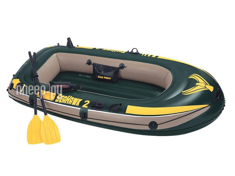 Надувная лодка Intex Seahawk 2 68347