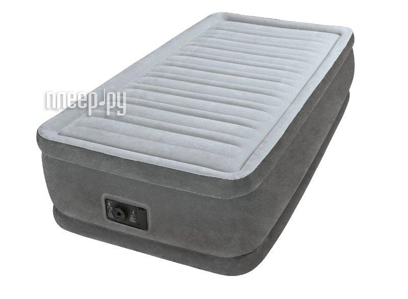 Надувной матрас Intex Comfort-Plush Elevated 99x191x46cm 64412