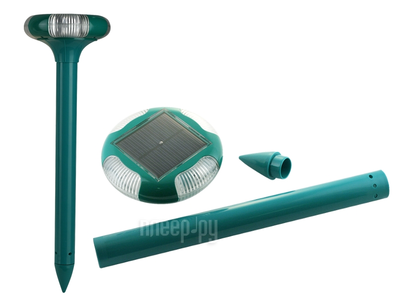 Средство защиты Yochomi Solar Power Mole & Snake Repeller, Model D  Pleer.ru  1727.000