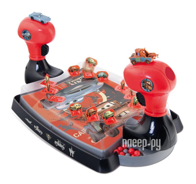 Настольная игра IMC Toys Cars2 Кто самый ловкий 250260  Pleer.ru  945.000