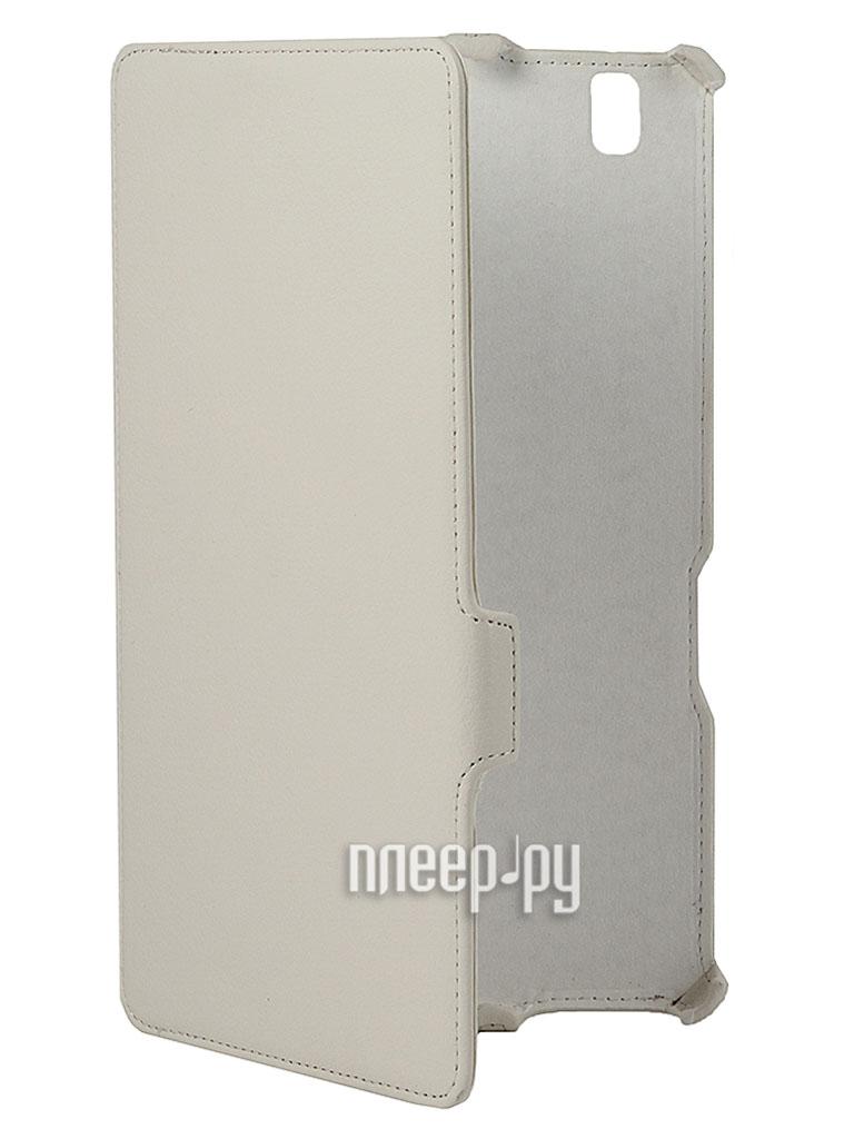 Аксессуар Чехол Samsung Galaxy Tab Pro 8.4 iBox Premium White  Pleer.ru  1175.000