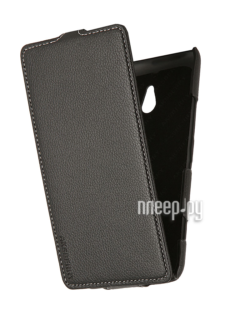 Аксессуар Чехол Nokia Lumia 1320 Aksberry Black  Pleer.ru  1149.000