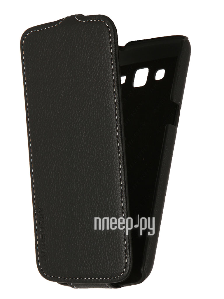 Аксессуар Чехол Samsung SM-G7102 Galaxy Grand 2 / Grand 2 Duos Aksberry Black  Pleer.ru  1136.000