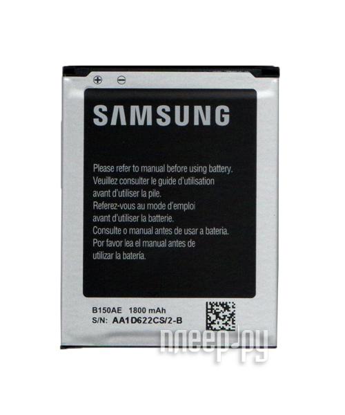 Аксессуар Аккумулятор Samsung GT-i8260 Galaxy Core B150AE  Pleer.ru  849.000