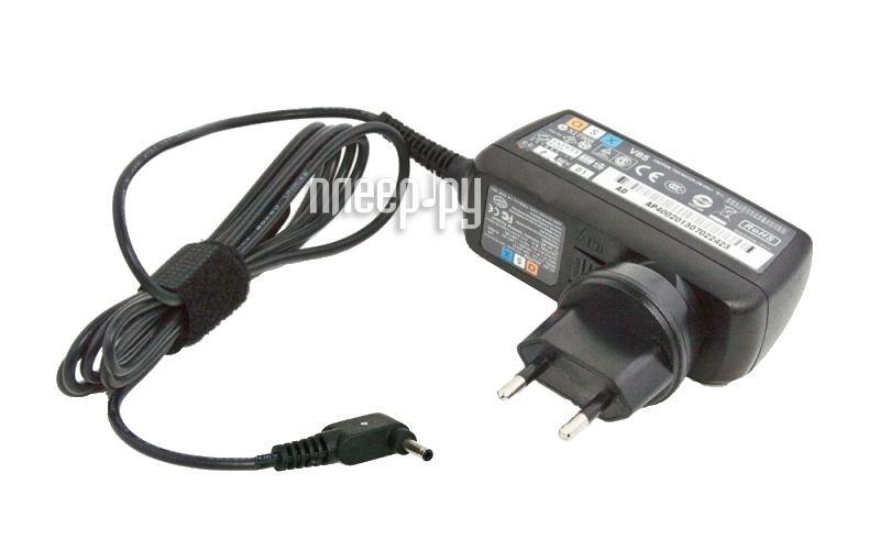 Аксессуар Зарядное устройство сетевое Iconia Tablet A100/A500/A501 ASX 12V 1.5A SM000272  Pleer.ru  899.000