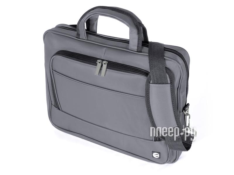 Аксессуар Сумка 15.6 Cross Case CC15-004 Grey  Pleer.ru  1356.000